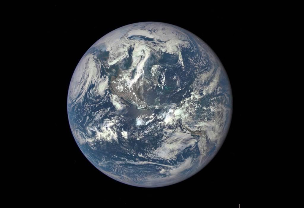 地球が持つ地磁気を感じ取る能力を人間も持っていた(NASA提供)