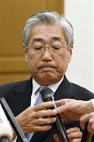 自民・萩生田幹事長代行、退任意向の竹田JOC会長に「ねぎらい申し上げたい」