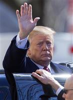 GMに工場再開を要求 トランプ米大統領