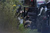オランダ銃撃事件の容疑者逮捕 家族関係のもつれ言及