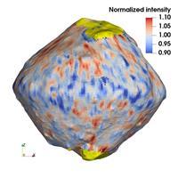 小惑星リュウグウに水あった はやぶさ2観測
