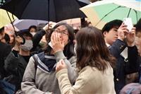 大阪府内公立高校で合格発表 2次募集の高校も発表