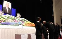 君島寛市長の市民葬に650人参列  栃木・那須塩原