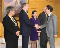首相「日米同盟の絆、大きな資産」 米議員団と面会