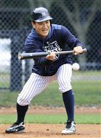 田中は登板翌日で軽めの調整 開幕投手へ順調