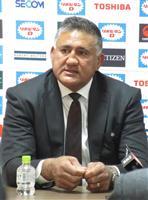 【ラグビーW杯あと半年】日本代表・ジョセフHCインタビュー「狙い通り来ている」