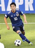 【サッカー日本代表】注目の背番号10は香川真司