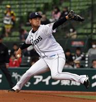 西武・高橋光成、7回1失点でローテ当確 「粘り強く投げられた」