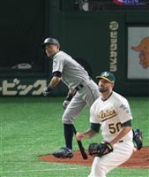 MLB開幕戦イチロー速報(1) 「9番・右翼」で先発出場 第1打席は二飛