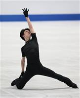 羽生は30番、宇野は31番滑走 フィギュア世界選手権