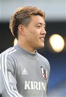【サッカー日本代表】堂安律「得点しか考えていない」