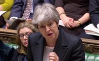 英首相、6月末までの離脱期日延期を要請