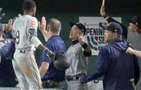 MLB開幕第2戦を速報します 菊池がデビュー、イチローも先発出場へ