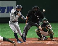 MLB開幕第2戦速報(2)イチローの第1打席は三邪飛 マリナーズが2点を先制