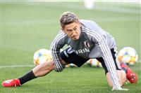 サッカー日本代表復帰の10番・香川「いいスタート切る」
