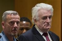 ユーゴ紛争の「主役」 セルビア人最高指導者に終身刑 国際戦犯法廷