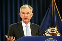米金融政策、ハト派色鮮明に 利上げ見通し3カ月で撤回