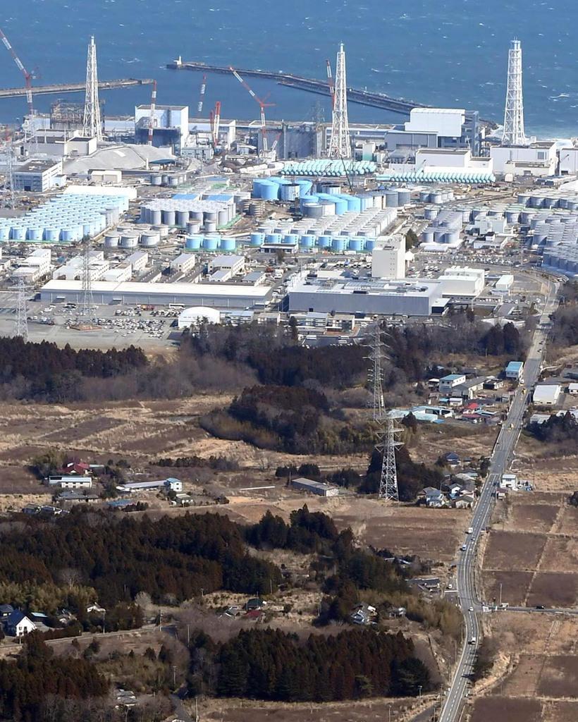 福島事故処理に最大81兆円 民間試算、経産省上回る