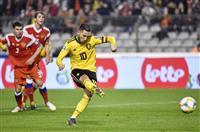 ベルギー、オランダが勝つ 20年欧州選手権予選が開幕