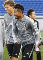 サッカー日本対コロンビア、速報します 午後7時20分キックオフ