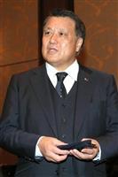 田嶋幸三サッカー協会会長、JOC次期会長就任を全面否定