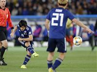 サッカー日本-コロンビア速報(5) 後半10分を終えて0-0