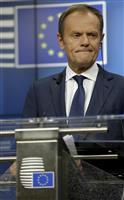 EU、英離脱延期4月12日まで 英国に決断求める