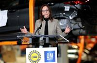 GMが米で330億円投資 トランプ氏の批判意識か