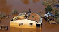 「南半球最悪」アフリカ南部のサイクロン、170万人被災