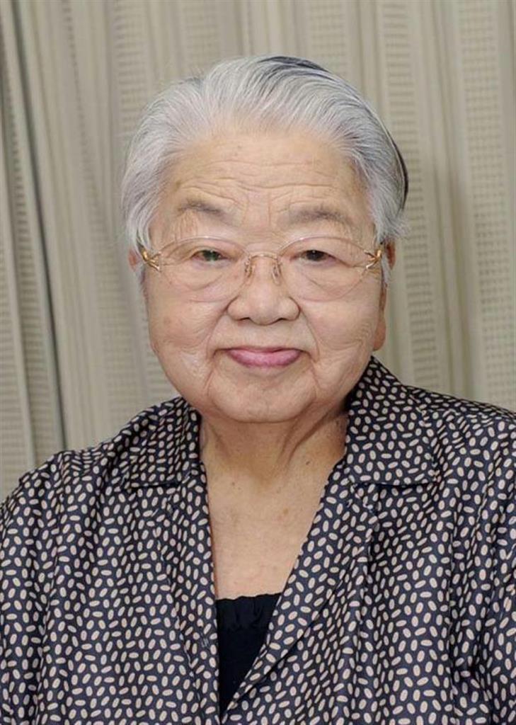 家事評論家第1号、吉沢久子さんが死去