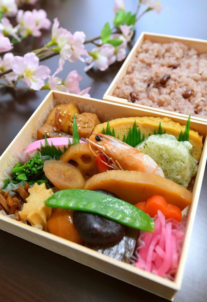 【フード 食・歳時記】花見弁当 江戸に咲いた庶民の楽しみ
