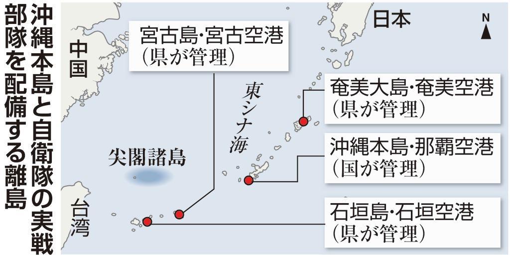離島防衛で滑走路復旧部隊新設を検討、防衛省