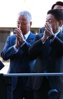 自民も背水の陣 敗北なら衆院補選に痛手、大阪ダブル選