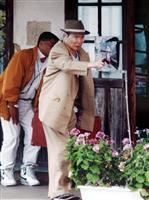 「男はつらいよ」誕生から50年 48作目ロケ地の岡山・美作滝尾駅「今年もしのぶ会開きた…