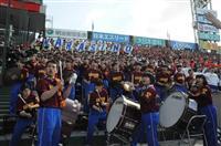 【選抜高校野球】10年ぶりの聖地で「美爆音」の演奏 習志野応援席