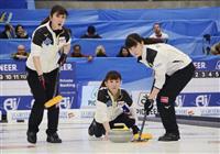 中部電力、韓国に敗れ4位 カーリング世界選手権