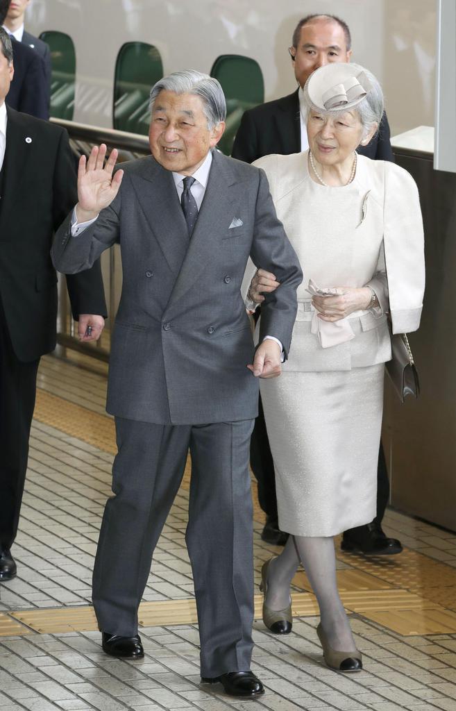 両陛下、京都・奈良ご訪問へ