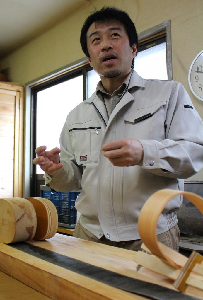【人語り】曲師の土川英士さん 冷めた飯には「世界一の器」