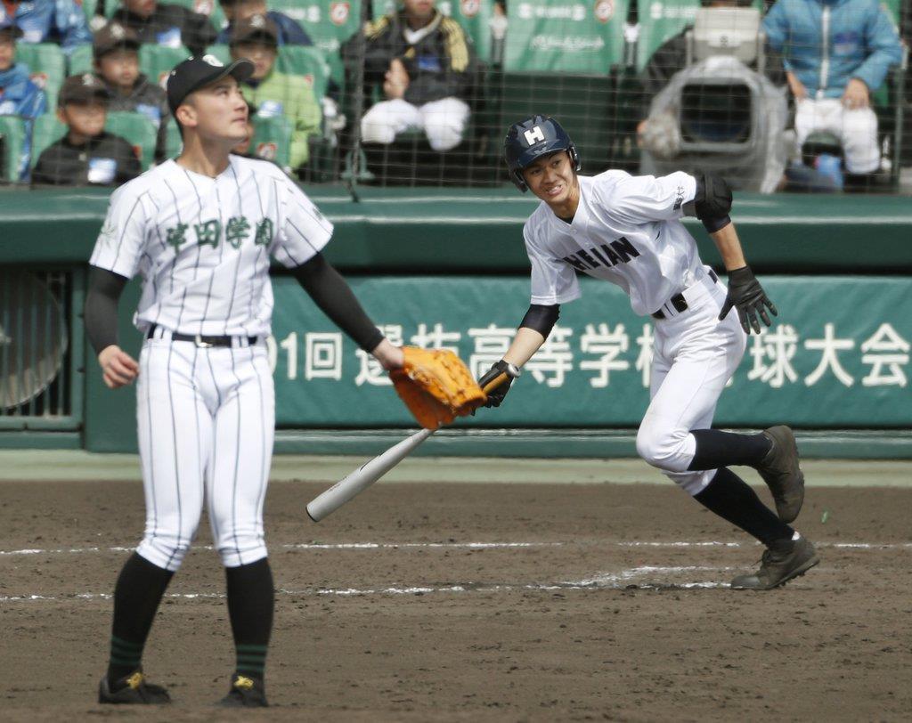 選抜高校野球】津田学園・前、170球の力投も実らず - 産経ニュース