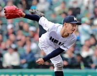 【選抜高校野球】泰然自若のエースが完封 龍谷大平安
