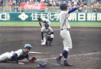 【選抜高校野球】石岡一のエース岩本大地、力投もサヨナラ負け