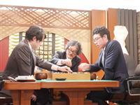囲碁NHK杯で井山五冠破った早大生八段 初の大学生タイトルに意欲