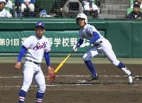 【選抜高校野球】筑陽学園が福知山成美に競り勝つ 選抜第4日第1試合