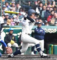 【選抜高校野球】大分が春夏通じ甲子園初勝利 松山聖陵下し2回戦へ