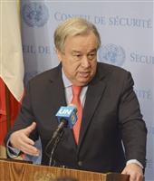 ゴラン高原、国連総長がイスラエルの主権否定