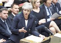 「日英同盟以来の親密な関係」 菅官房長官、メイ英首相辞任表明で