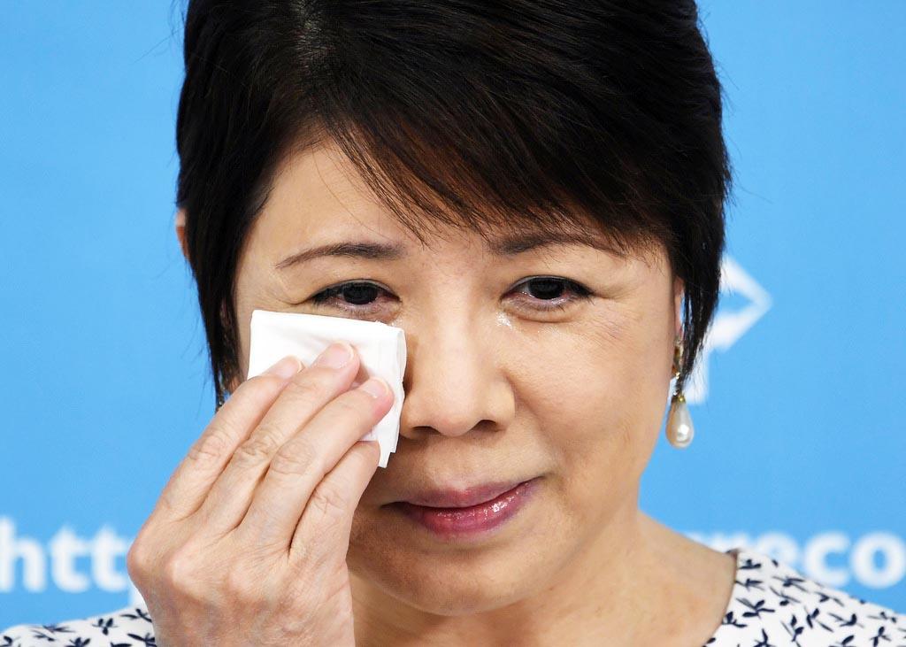 歌手の森昌子さんが引退会見 「人生大いに楽しむ」「3度目はご ...