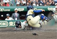 【選抜高校野球】習志野、好機生かし初の8強