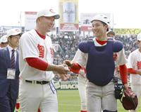【選抜高校野球】猛打の智弁和歌山、中谷新監督に初白星プレゼント