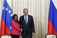 米、ロシア軍撤収を要求 ベネズエラでトランプ氏